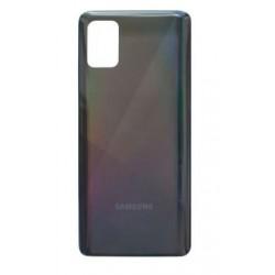 Galinis dangtelis Samsung A515 A51 2020 juodas (Prism Crush Black) HQ