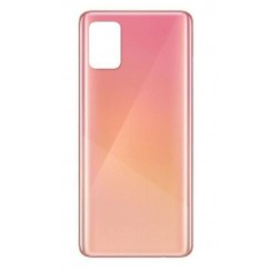 Galinis dangtelis Samsung A515 A51 2020 Prism Crush Pink HQ
