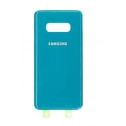 Galinis dangtelis Samsung G970 S10e zalias (Prism Green) HQ
