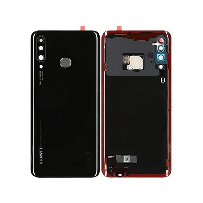 Galinis dangtelis Huawei P30 Lite juodas (Midnight Black) 48MP originalus (used Grade C)