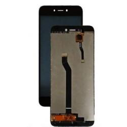 Ekranas Xiaomi Redmi 5A/Redmi GO su lietimui jautriu stikliuku juodas HQ