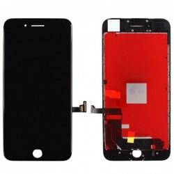 Ekranas iPhone 7 Plus su lietimui jautriu stikliuku juodas high copy