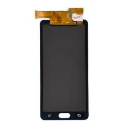 Ekranas Samsung A510 A5 (2016) su lietimui jautriu stikliuku juodas (TFT version, adjustable brightness) HQ