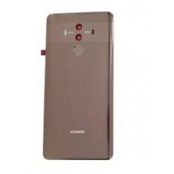 Galinis dangtelis Huawei Mate 10 Pro rudas originalus (used Grade A)