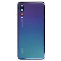 Galinis dangtelis Huawei P20 Pro purpurine (Twilight) originalus (used Grade B)