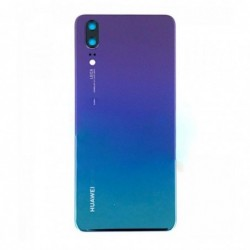 Galinis dangtelis Huawei P20 Twilight originalus (used Grade B)