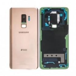Galinis dangtelis Samsung G965F S9+ auksinis (Sunrise Gold) originalus (used Grade A)