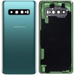 Galinis dangtelis Samsung G970 S10e zalias (Prism Green) originalus (used Grade B)