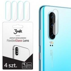 Kameros apsauga 3MK FlexibleGlass Samsung A715 A71 2020