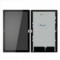 Ekranas Lenovo TAB P10 TB-X705F/X705L/X705X 10.1 (Yoga Smart IdeaTab) su lietimui jautriu stikliuku juodas (Refurbished) ORG