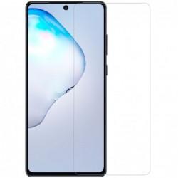 """LCD apsauginis stikliukas """"9H"""" Xiaomi Redmi Note 10/Redmi Note 10S be ipakavimo"""